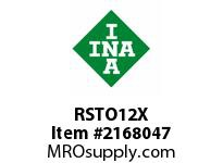INA RSTO12X Yoke type track roller