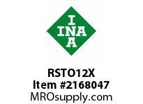 INA RSTO12X Yoke type track roller