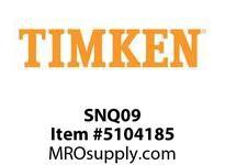 TIMKEN SNQ09 Split CRB Housed Unit Component