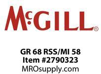 McGill GR 68 RSS/MI 58