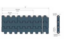 System Plast AA2501734 NGE2252FT-K300 MPB-INCH