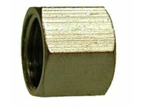 MRO 18055 3/8 COMPRESSION NUT-CHROME PLATE (Package of 10)