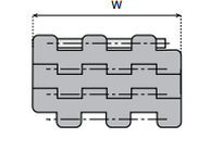 System Plast 26052NGG NGG2121FT-K450 MPB-INCH