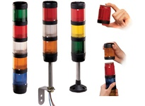Pfannenberg 28250078030 BR50-FL-YE 24 YE Yellow Flashing Light Module for BR50 Series Stack Light 24 VDC Flashing light