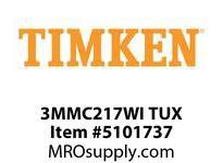 TIMKEN 3MMC217WI TUX Ball P4S Super Precision