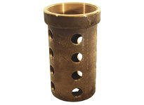 "DIXON BS500 5"" NPT CAST BRASS FEMALE TANK STRAINER"