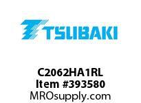 US Tsubaki C2062HA1RL C2062H A-1 ROLLER LINK