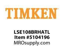 TIMKEN LSE108BRHATL Split CRB Housed Unit Assembly