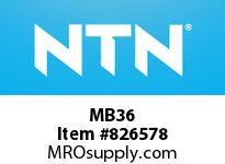 NTN MB36 Bearing Parts - Adapters