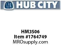 HubCity HM3506 HM35R155T1100 Hera-Max Assembly