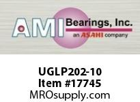 AMI UGLP202-10 5/8 WIDE ECCENTRIC COLLAR LOW BASE