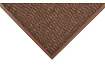 NoTrax 136S0048BR 136 Polynib 4X8 Brown Polynib has the rich luxurious look of Berber-style carpeting for an always elegant appearance. A very tightly nibbed loop of needle-punched yarn entraps and hides debris while retaining moisture at