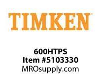 TIMKEN 600HTPS Split CRB Housed Unit Component