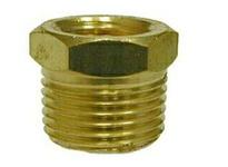 MRO 28875 3/8M BSPT X1/4 BSPP N-PLTD BUSH