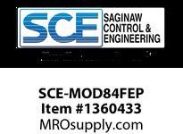SCE-MOD84FEP Panel Mod End