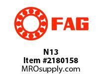 FAG N13 PILLOW BLOCK ACCESSORIES