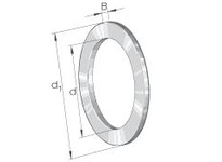 INA WS81107 Thrust washer