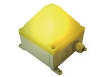 Pfannenberg 21104633000 Quadro-LED FLEX 24V YE Multi-Function LED Light Nominal 24 VDC or VAC Multi-function LED Light
