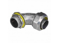 Orbit LT90-38 3/8^ 90D LIQUID TIGHT CONNECTOR