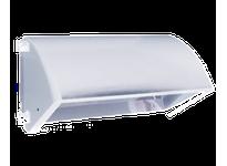 RAB WP3CH250PSQW WALLPACK 250W MH PSQT HPF CUTOFF PULSE START + LAMP WHT