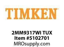 TIMKEN 2MM9317WI TUX Ball P4S Super Precision