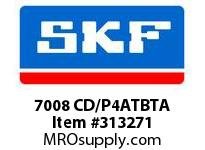 SKF-Bearing 7008 CD/P4ATBTA