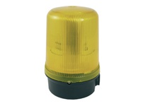 Pfannenberg 21334405000 P 300 STR 24V AC/DC RD Flashing Xenon Strobe Beacon 1 Hz 5 Joules 24 VDC or VAC Flashing ligh