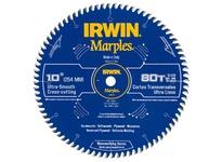 "IRWIN 1807381 10"" 84T TCG 5 Laminates Melamine"