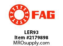 FAG LER93 PILLOW BLOCK ACCESSORIES(SEALS)