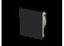 SCE-N12FA1010 Fan Assembly (Black)