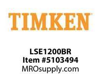 TIMKEN LSE1200BR Split CRB Housed Unit Component