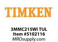 TIMKEN 3MMC215WI TUL Ball P4S Super Precision