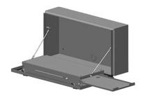 SCE-24KB Keyboard Enclosure