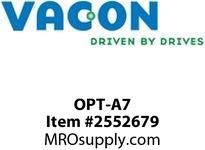 Vacon OPT-A7 Double encoder (Wide Range) 6D1 2xDO Option