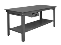 Durham HWB-3648-95 14000# HD WORK BENCH #95 GRAY