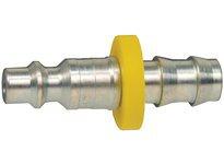 DIXON DCP2144L 1/4 INDL PLUG X 3/8 PUSH ON BARB