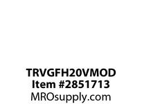 CPR-WDK TRVGFH20VMOD GFCI TR HG Deco Duplex 20A 125V MOD IV