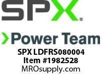 SPX LDFRS080004 LDF8 REAR SPACER (HEAD 4)