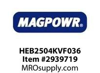 MagPowr HEB2504KVF036 HEB-250 PNEUMATIC BRAKE