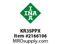 INA KR35PPX Stud type track roller
