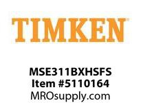 TIMKEN MSE311BXHSFS Split CRB Housed Unit Assembly