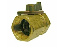 MRO 46920 1/8 FIP X FIP MINI BALL VALVE