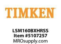 TIMKEN LSM160BXHRSS Split CRB Housed Unit Assembly