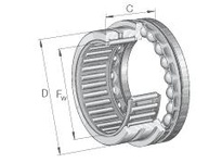 INA NKX17 Combination bearing