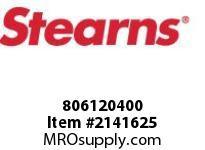 STEARNS 806120400 PIN-VA MTG-2D1-3/4 LG 8021921