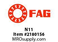 FAG N11 PILLOW BLOCK ACCESSORIES