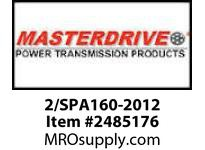 MasterDrive 2/SPA160-2012