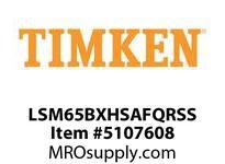 TIMKEN LSM65BXHSAFQRSS Split CRB Housed Unit Assembly
