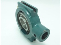 Dodge 127543 WSTU-SCEZ-104-PCR BORE DIAMETER: 1-1/4 INCH HOUSING: TAKE UP UNIT WIDE SLOT HOUSING MATERIAL: POLYMER