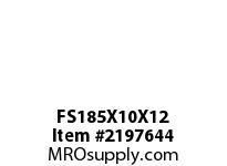 PTI FS185X10X12 FELT STRIP